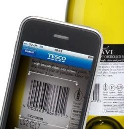 Tesco Scan Barcode